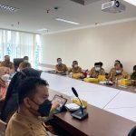 Bersama Sekko, Kepala BPKAD Pekanbaru Ikut Interview Evaluasi SPBE Tim Assesor KemenPAN-RB